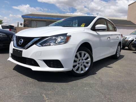 2019 Nissan Sentra for sale at Cars 2 Go in Clovis CA