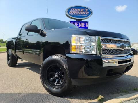 2013 Chevrolet Silverado 1500 for sale at Monkey Motors in Faribault MN
