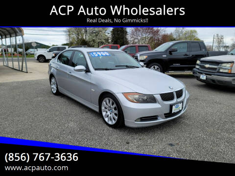 2006 BMW 3 Series for sale at ACP Auto Wholesalers in Berlin NJ