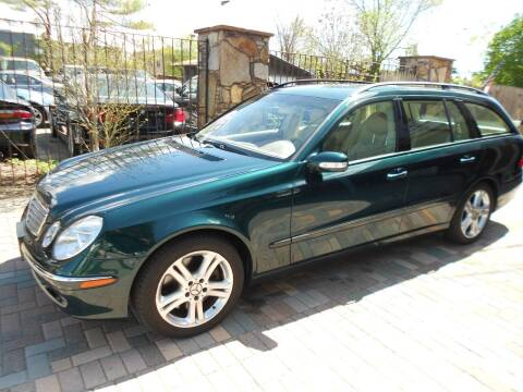 2004 Mercedes-Benz E-Class for sale at Precision Auto Sales of New York in Farmingdale NY