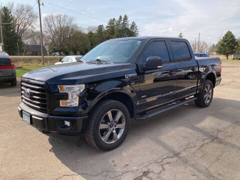 2016 Ford F-150 for sale at COUNTRYSIDE AUTO INC in Austin MN