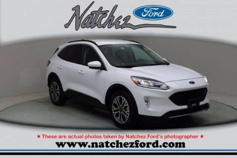 2020 Ford Escape for sale at Auto Group South - Natchez Ford Lincoln in Natchez MS