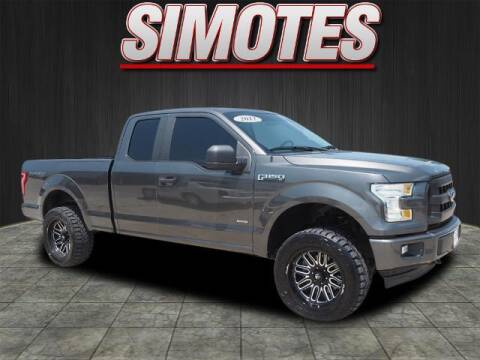 2017 Ford F-150 for sale at SIMOTES MOTORS in Minooka IL