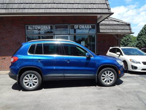 2009 Volkswagen Tiguan for sale at AUTOWORKS OF OMAHA INC in Omaha NE