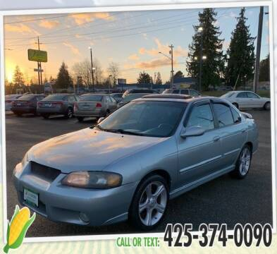 2003 Nissan Sentra for sale at Corn Motors in Everett WA