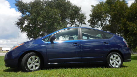 2008 Toyota Prius for sale at Performance Autos of Southwest Florida in Fort Myers FL