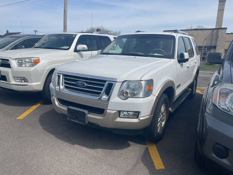 2007 Ford Explorer for sale at Ideal Cars in Hamilton OH