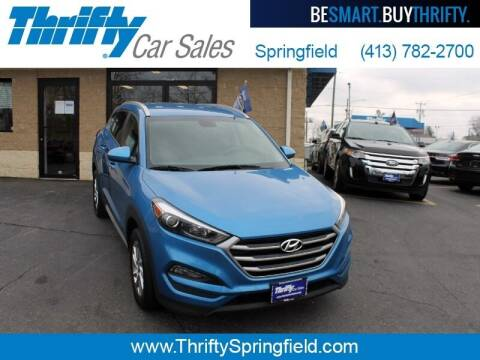 2017 Hyundai Tucson for sale at Thrifty Car Sales Springfield in Springfield MA