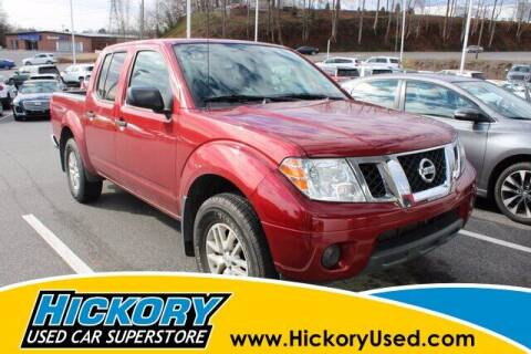 2019 Nissan Frontier for sale at Hickory Used Car Superstore in Hickory NC