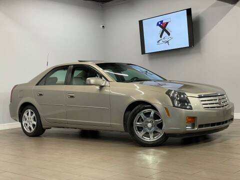 2003 Cadillac CTS for sale at TX Auto Group in Houston TX