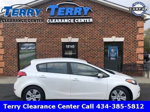 2016 Kia Forte5 for sale at Terry Clearance Center in Lynchburg VA