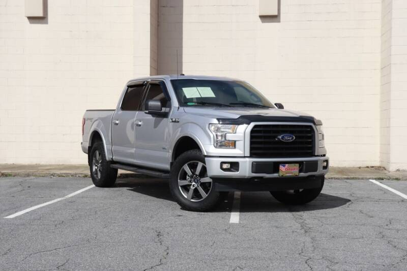 2016 Ford F-150 for sale at El Compadre Trucks in Doraville GA