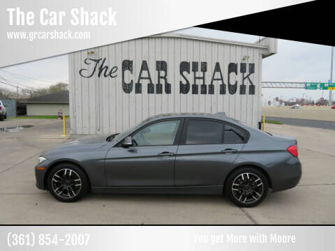 2015 BMW 3 Series for sale at The Car Shack in Corpus Christi TX
