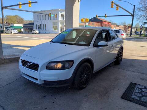2008 Volvo C30 for sale at ROBINSON AUTO BROKERS in Dallas NC