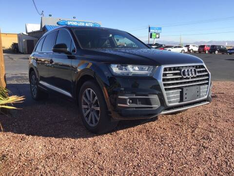 2018 Audi Q7 for sale at SPEND-LESS AUTO in Kingman AZ