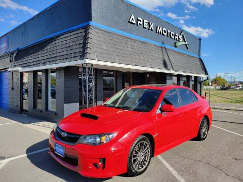 2011 Subaru Impreza for sale at Apex Motors in Murray UT