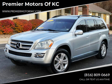 2007 Mercedes-Benz GL-Class for sale at Premier Motors of KC in Kansas City MO