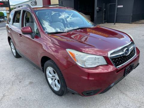 2014 Subaru Forester for sale at Austin Direct Auto Sales in Austin TX