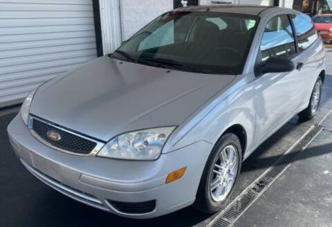 2006 Ford Focus for sale at Tiny Mite Auto Sales in Ocean Springs MS