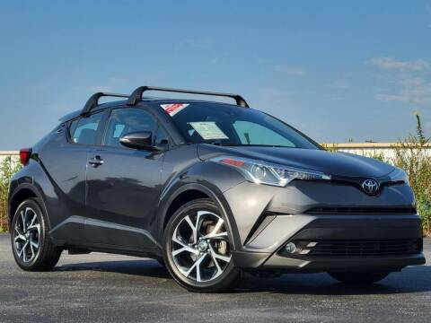 2018 Toyota C-HR for sale at BuyRight Auto in Greensburg IN