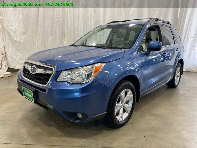 2016 Subaru Forester for sale at Green Light Auto Sales LLC in Bethany CT