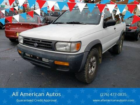 1999 Nissan Pathfinder for sale at All American Autos in Kingsport TN