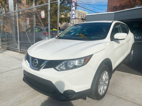 2017 Nissan Rogue Sport for sale at DEALS ON WHEELS in Newark NJ