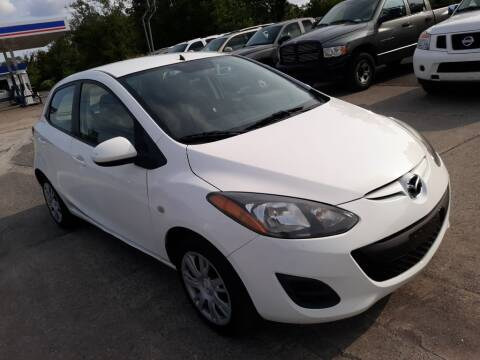 2012 Mazda MAZDA2 for sale at 1A Auto Mart Inc in Smyrna TN