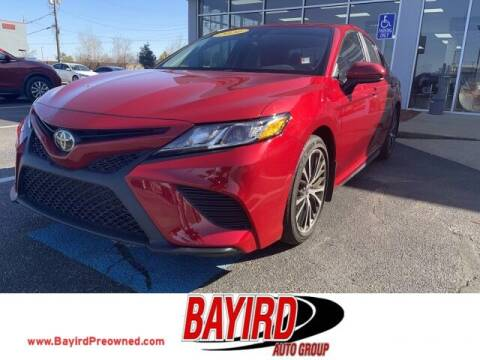 2020 Toyota Camry for sale at Bayird Truck Center in Paragould AR