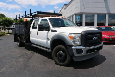 2011 Ford F-450 Super Duty for sale at AUTO POINT USED CARS in Rosedale MD