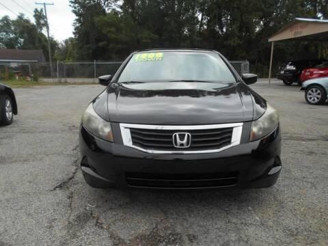 2008 Honda Accord for sale at Auto Mart in North Charleston SC