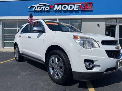 2012 Chevrolet Equinox for sale at AUTO MODE USA in Burbank IL
