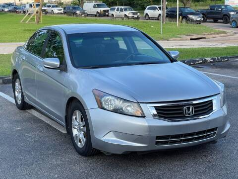 2010 Honda Accord for sale at Hadi Motors in Houston TX