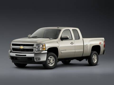 2009 Chevrolet Silverado 2500HD for sale at TTC AUTO OUTLET/TIM'S TRUCK CAPITAL & AUTO SALES INC ANNEX in Epsom NH
