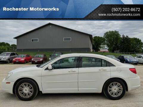 2008 Chrysler Sebring for sale at Rochester Motorworks in Rochester MN