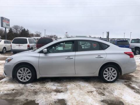 2018 Nissan Sentra for sale at TnT Auto Plex in Platte SD