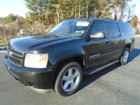 2007 Chevrolet Suburban for sale at Atlanta Auto Max in Norcross GA