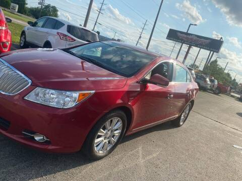 2012 Buick LaCrosse for sale at Washington Auto Group in Waukegan IL