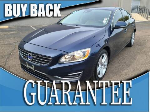 2015 Volvo S60 for sale at Reliable Auto Sales in Las Vegas NV