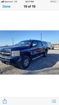 2009 Chevrolet Silverado 1500 for sale at Clayton Auto Sales in Winston-Salem NC