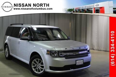 2018 Ford Flex for sale at Auto Center of Columbus in Columbus OH