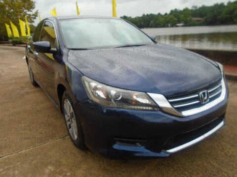 2014 Honda Accord for sale at Lake Carroll Auto Sales in Carrollton GA