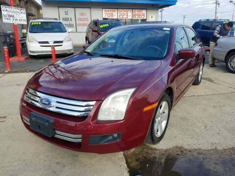 2006 Ford Fusion for sale at Nationwide Auto Group in Melrose Park IL