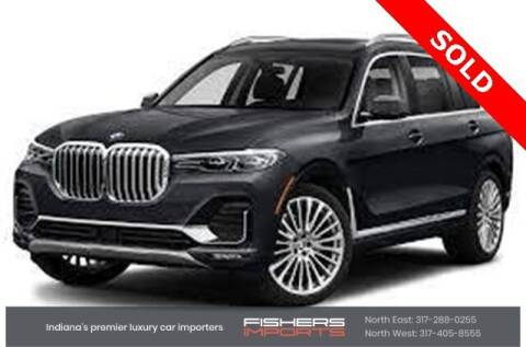 2020 BMW X7 for sale at Fishers Imports in Fishers IN