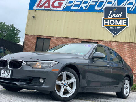 2014 BMW 3 Series for sale at Integrity Auto Group in Westminister MD