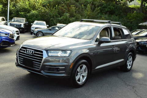 2019 Audi Q7 for sale at Automall Collection in Peabody MA