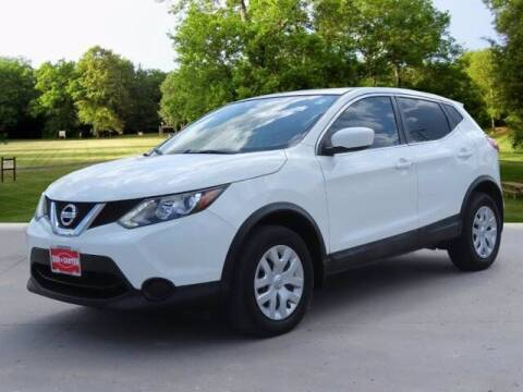 2017 Nissan Rogue Sport for sale at BIG STAR HYUNDAI in Houston TX