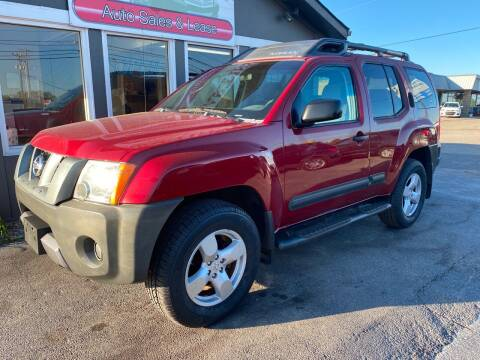 2005 Nissan Xterra for sale at Martins Auto Sales in Shelbyville KY