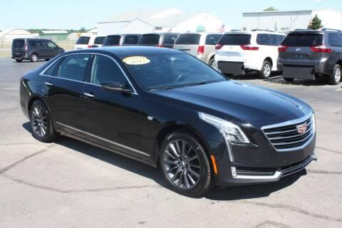 2017 Cadillac CT6 for sale at LJ Motors in Jackson MI