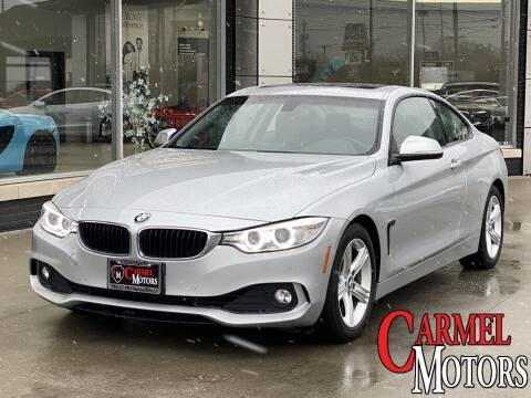 2015 BMW 4 Series for sale at Carmel Motors in Indianapolis IN